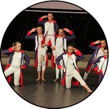 Danses contemporaines/JAZZ ...